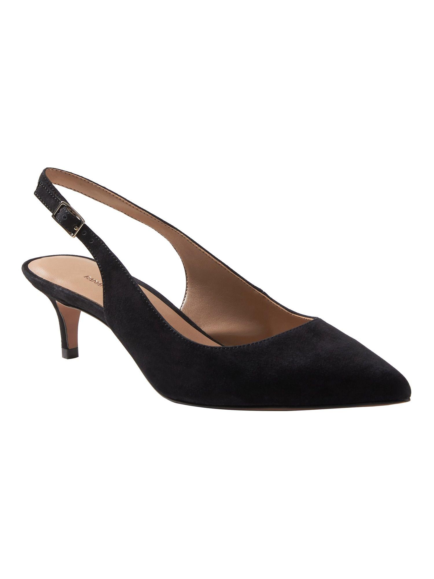 Product Black Kitten Heels Heels Fashionista Shoes