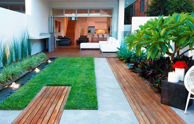 5 ideas para decorar un jard n bonito lugares para for Patios con jardines bonitos