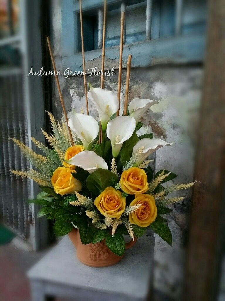 Everlasting Blooms #silkflower #fauxflower #artificialflower