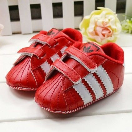 aef67cd3 Baby Boy #Birthday Shoes - Kids #Casual Boot, Designer Party Wear #Shoes in  Red, Children Flap #Footwear (Baby, Walker & Toddler) Size 0-9 months #shoes  ...
