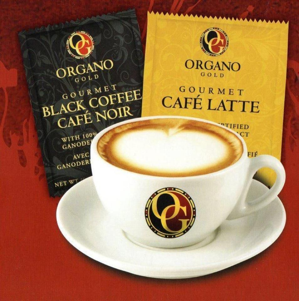 Premium 100% Certified Organic Coffee Infused With 100