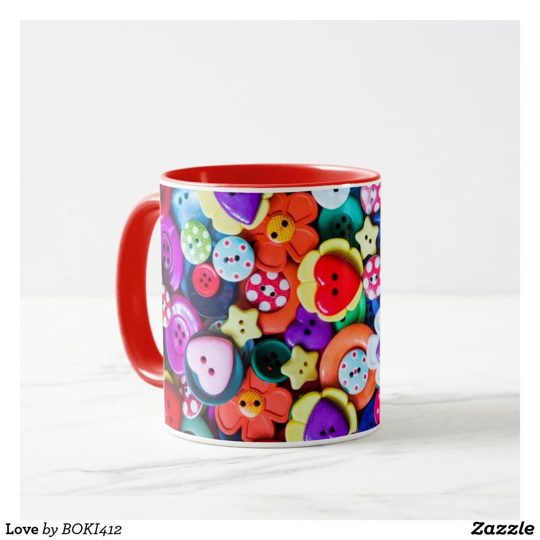 Love Mug #bosscoffee