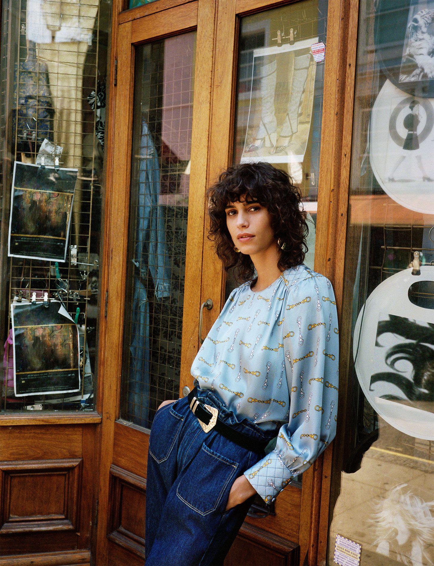 ZARA WOMAN   RETRO AESTHETICS   WOMAN in 2019   70s fashion