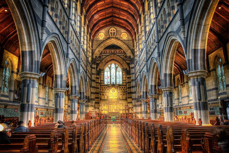 Beautiful Churches of the world | One of the most beautiful