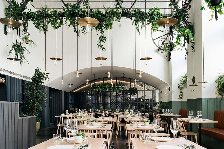 Bringing London's progressive approach to gastronomy back