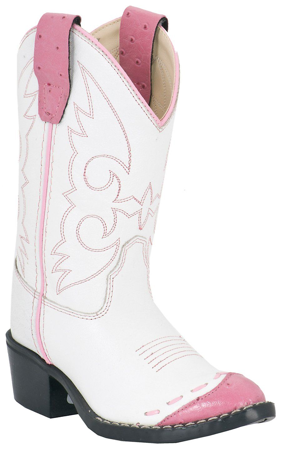 cowboy boots, Pink cowgirl boots