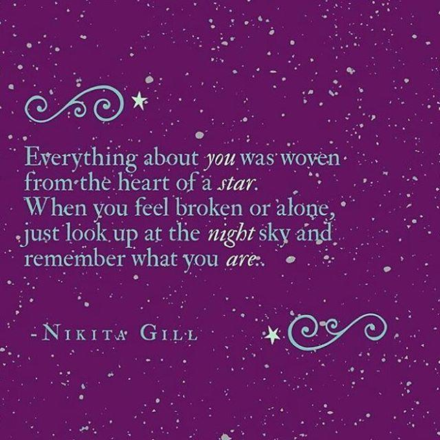 magical poem <3 @nikita_gill #catsofinstagram #love #hygge ...