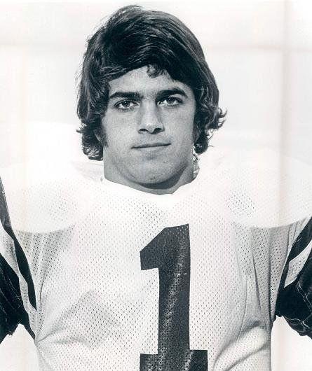 Mike Adamle - Running Back, NY Jets | Ny jets, New york jets, Sport football