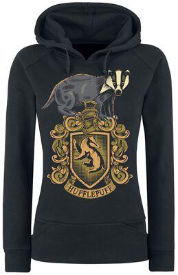 Hufflepuff Harry Potter Kleidung Harry Potter Hoodie Kapuzenpullover