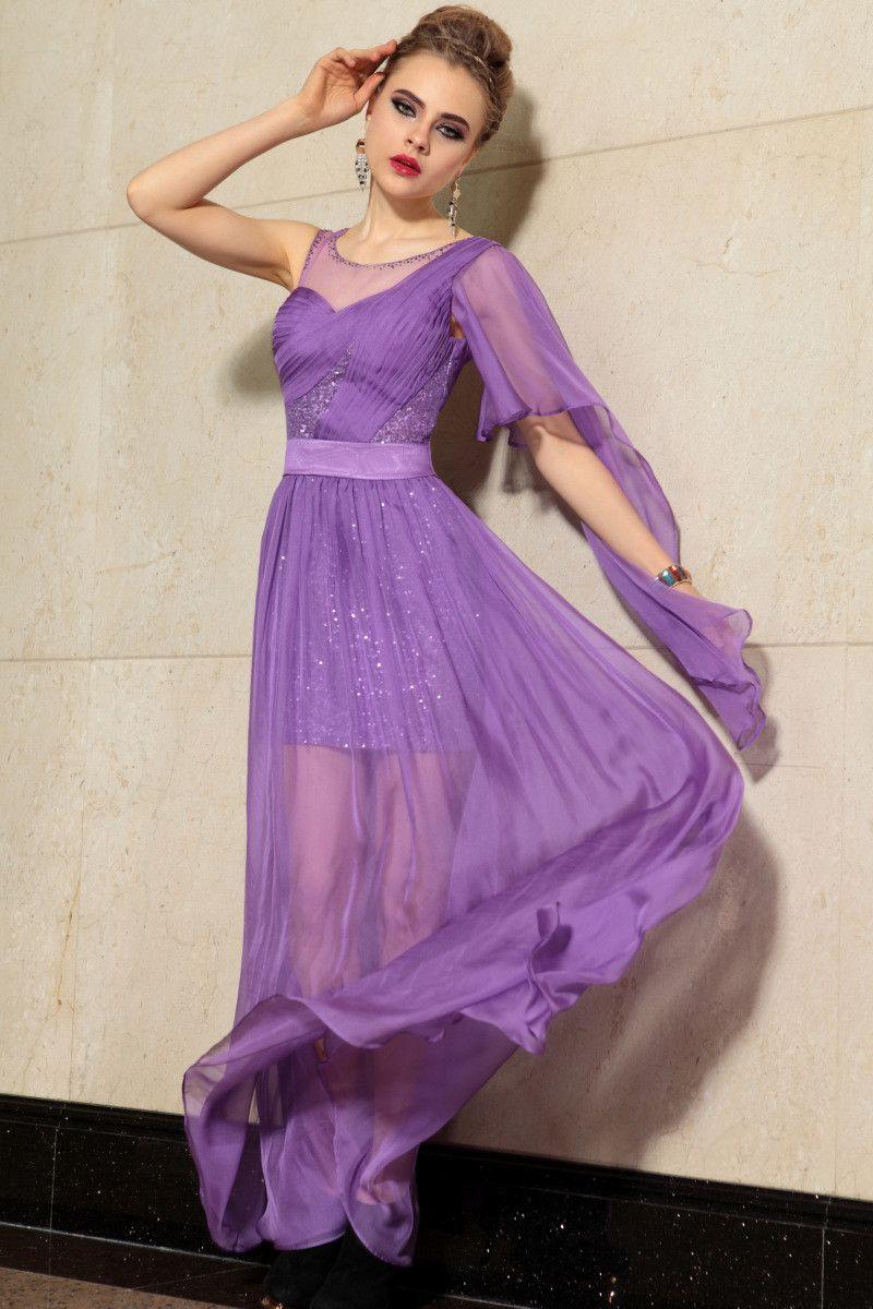 Sammlung von lila Partykleid | Abendkleider | Pinterest