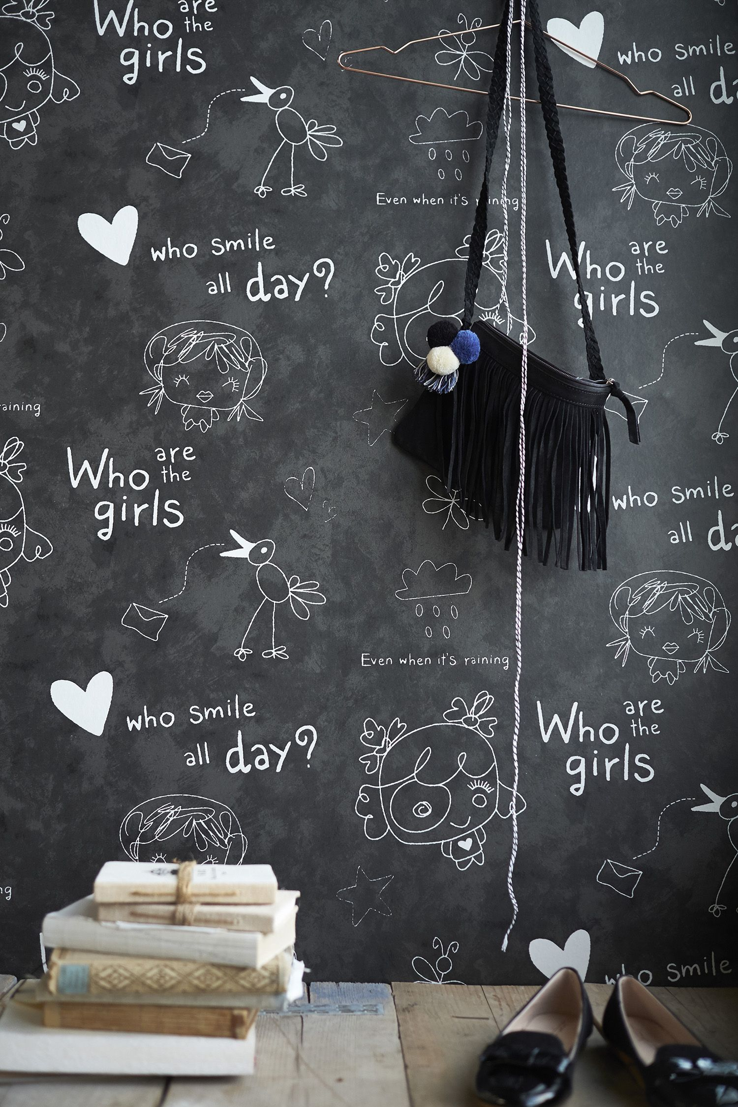 Chalkboards, Smile and Wallpapers on Pinterest
