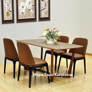 kursi makan minimalis ik-064 | mebel, kursi, dan ide