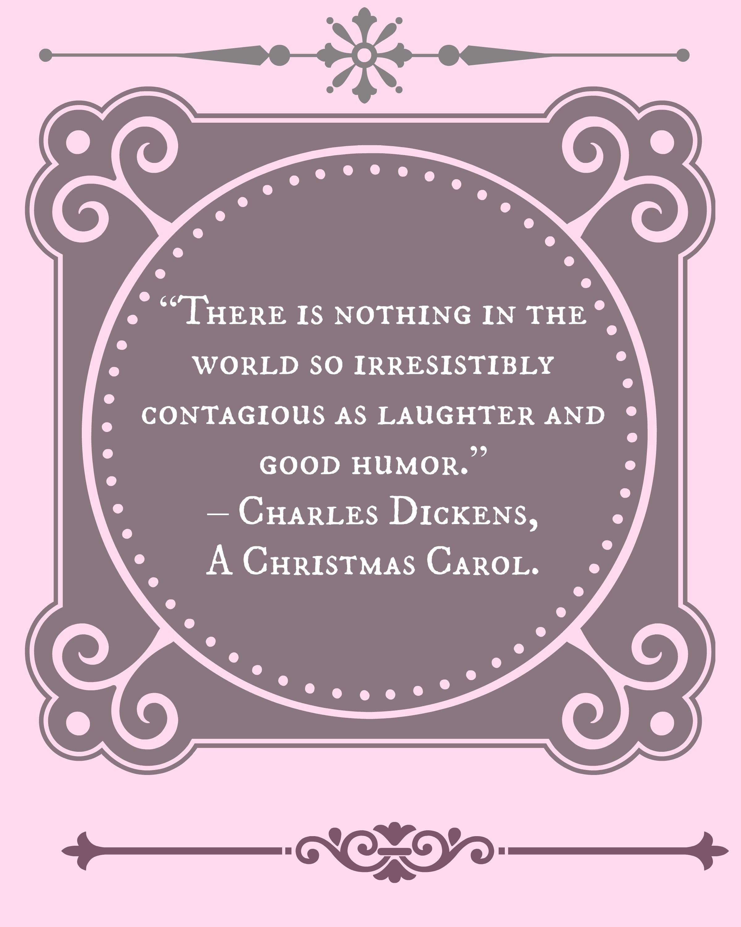 Superior Charles Dickens A Christmas Carol (second Half Of My Favorite Quote From  The Story!
