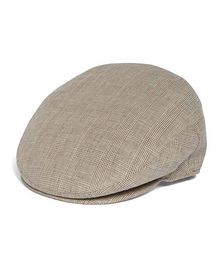 7da48eed0 Linen Tweed Ivy Cap - Brooks Brothers | Wardrobe: Accessories I Love ...