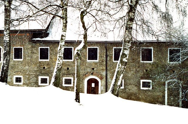 Thomas Bernhard's House #2 by Christiaan Tonnis, via Flickr