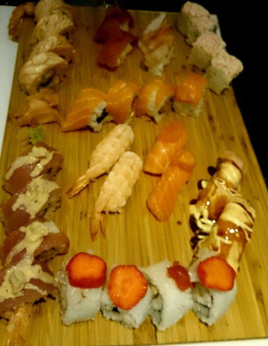 Kimiama Sushi Restaurant In Riccione Emilia Romagna Mit Bildern