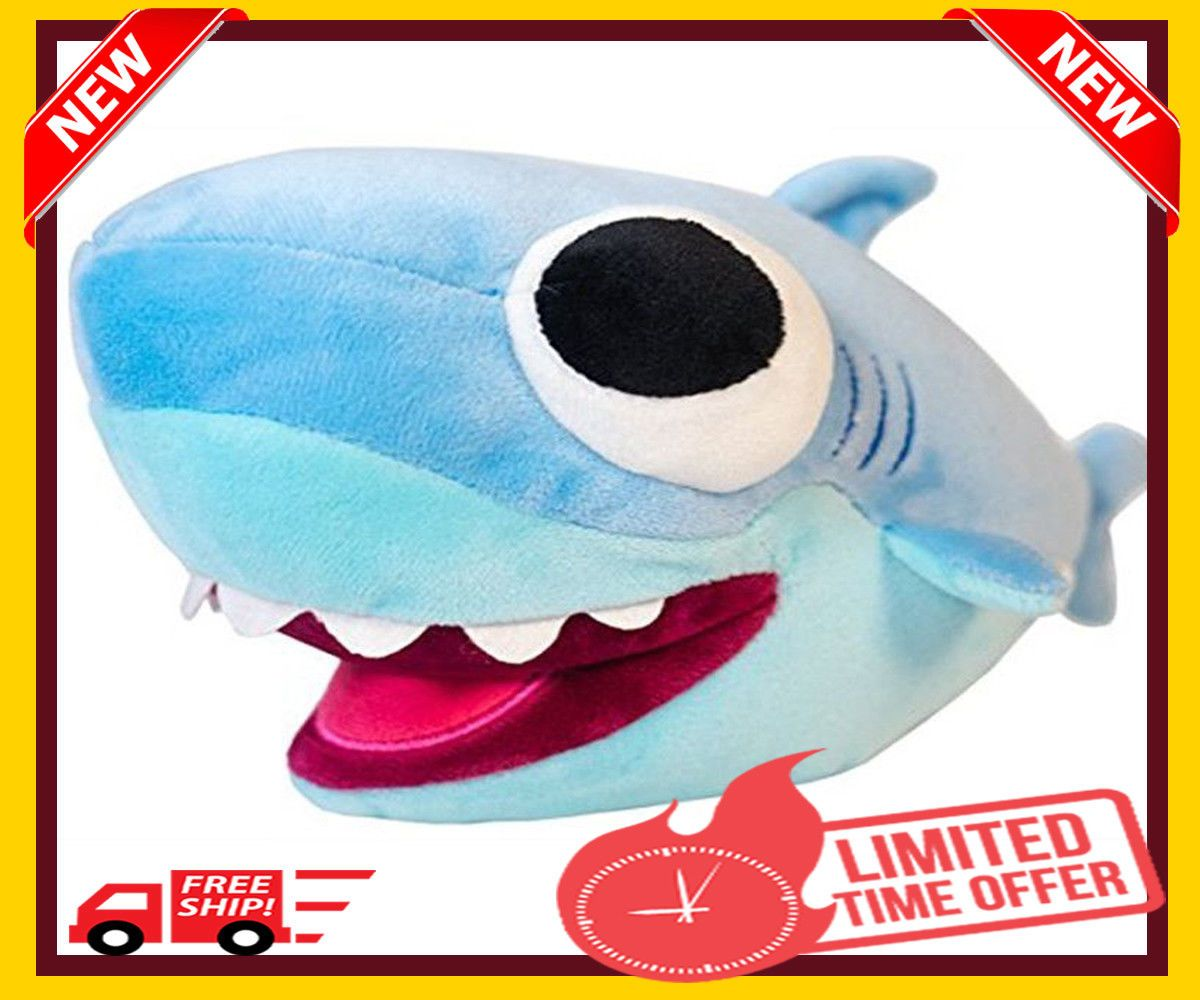 Lovely Shark Plush Toy Baby Shark Official Stuffed Cotton Animals 25 cm