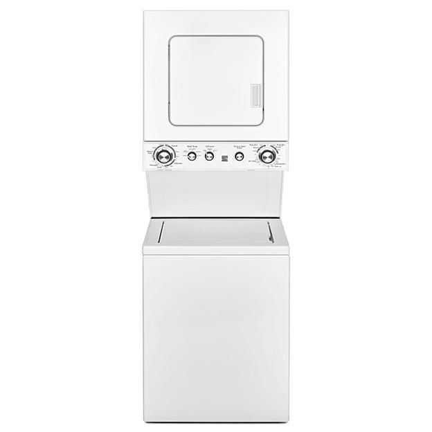 Kenmore 81432 24 1 5 Cu Ft Electric Laundry Center White
