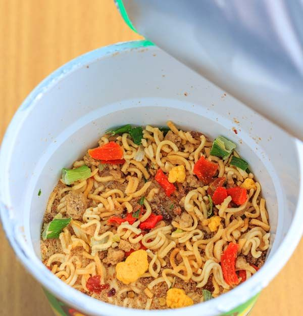 Eating instant noodles may put you at higher risk for heart disease and stroke.