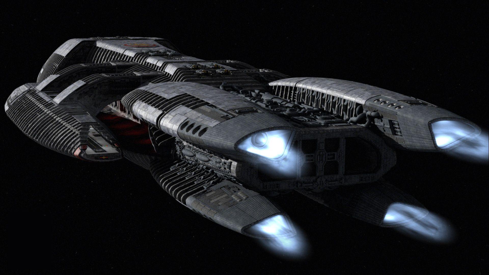 Battlestar Galactica Ship Wallpaper Battlestar Galactica Ship Battlestar Galactica Sci Fi Spaceships