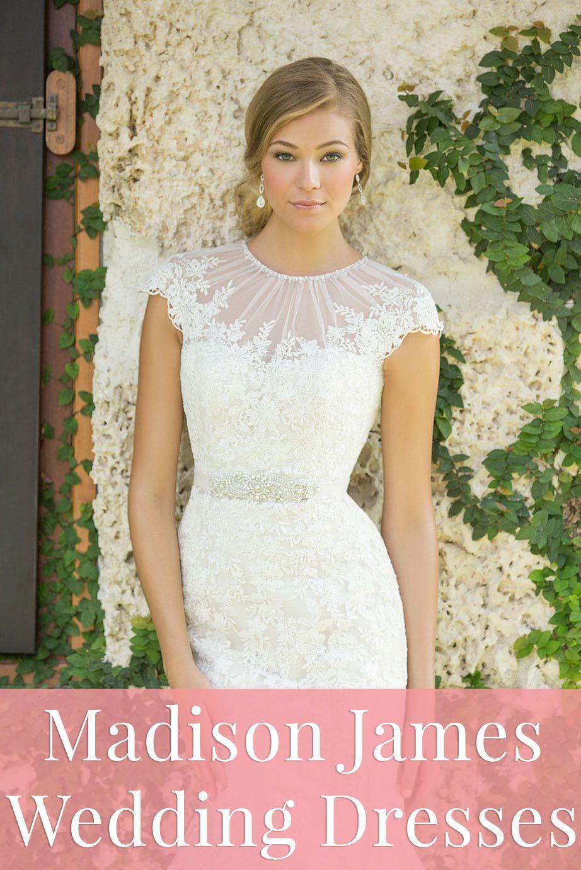 Madison james wedding dresses new by allure wedding ideas love
