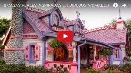 Maravillosas casas inspiradas en programas de televisión http://pandilleando.com/top-8-casas-salidas-de-cuentos-de-hadas/