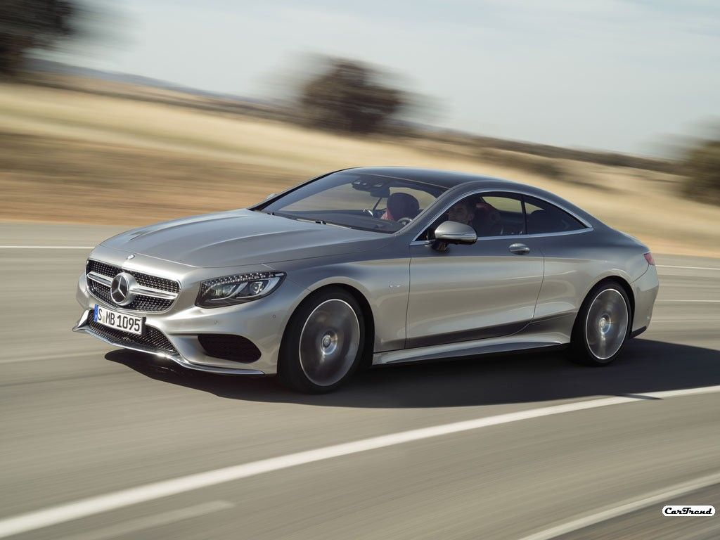 Car 2015 Mercedes-Benz S-Class Coupe3