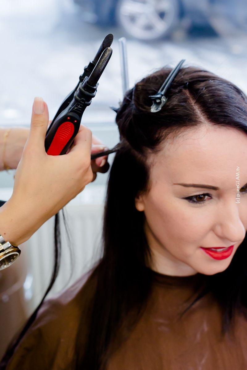 Haarverlängerung Great Lengths Friseur Salon Köln Melina Best