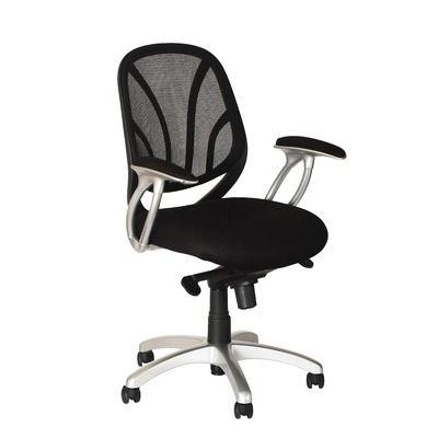 Sharper Image Mid Back Mesh Ergo Office Chair 119 99 Office
