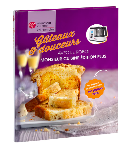 Livre Gateaux Et Douceur Monsieur Cuisine Lidl En Pdf M Cuisine