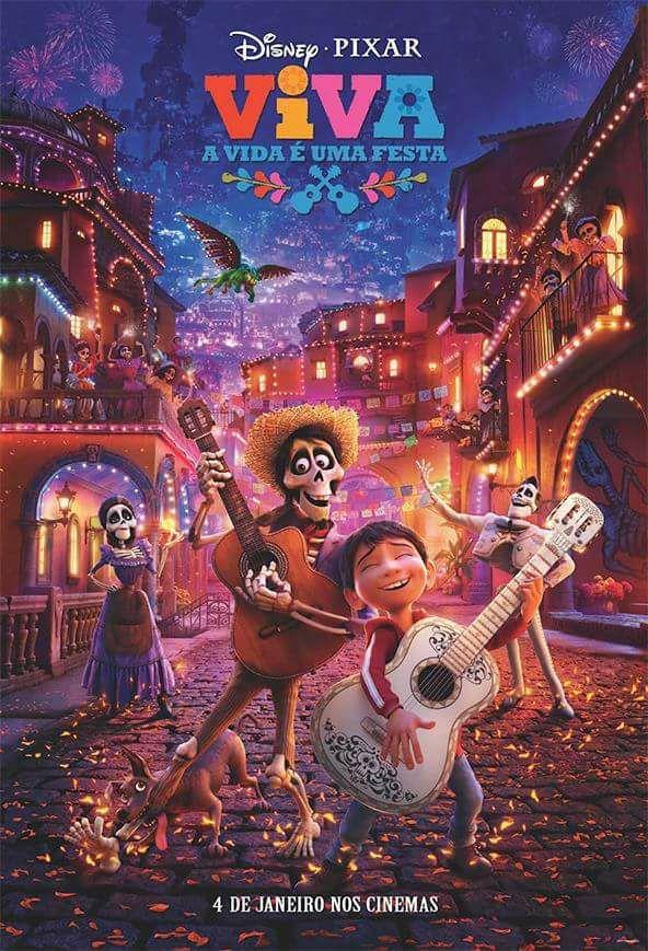 Viva A Vida E Uma Festa Ver Filme Online Viva A Vida E Uma Festa Assistir Filme Online Viva A Vid Disney Movies To Watch Animated Movies Disney Movie Posters