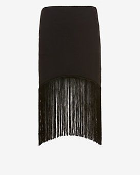 Alexis EXCLUSIVE Fringe Skirt