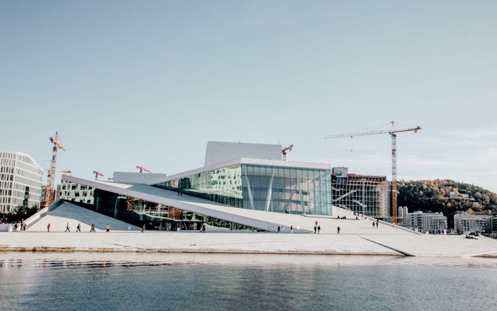 Best Of 2018 The Ten Most Read Scandinavia Standard Articles Oslo Opera House Scandinavian Architecture Danish Architecture