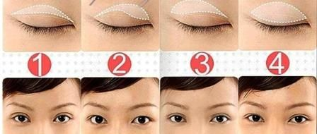 How to Get Double Eyelids with Glue