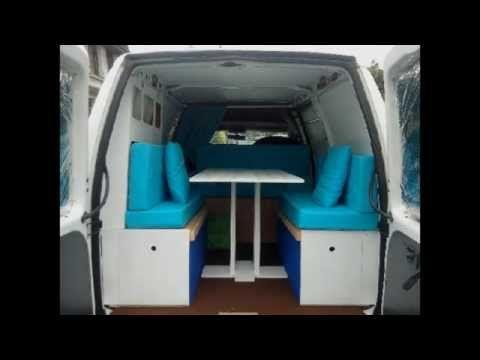 Youtube Kangoo Amenage Camping Car Camping
