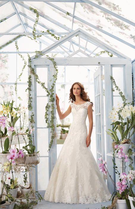 Blu Bridal by Mori Lee 5410 Blu Bridal Collection by Mori Lee ...