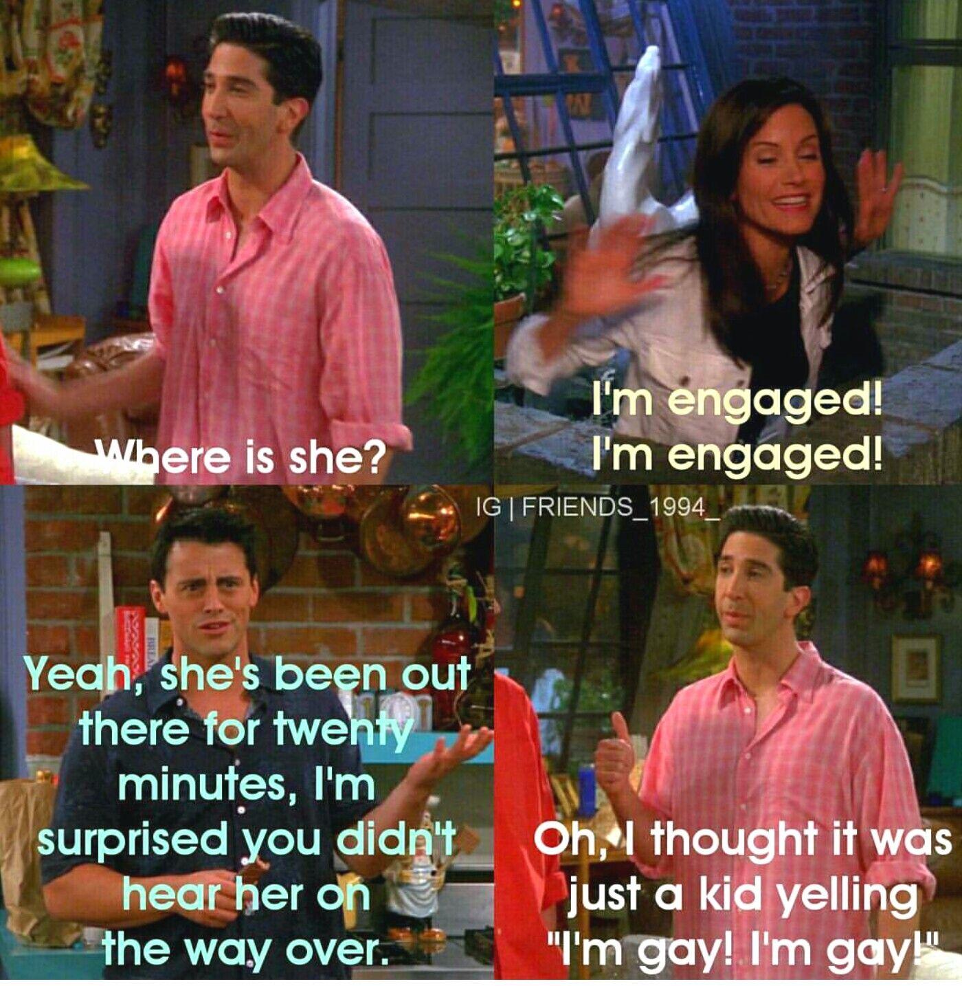 Friends Tv Show Friends Tv Quotes Friends Series Friends Moments