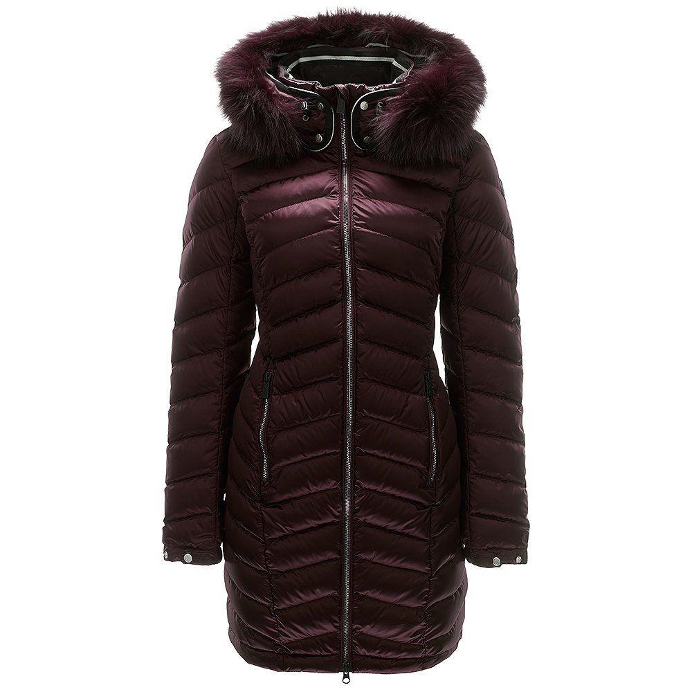 Toni Sailer Milo Fur Winter Jacket (Women's) Peter Glenn