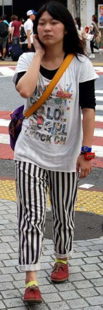 japanese street fashion - girl's clothing trends - fashion in japan