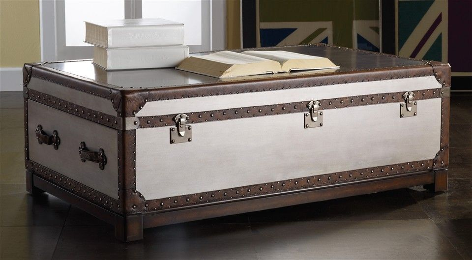 Camp Trunk Painting Ideas