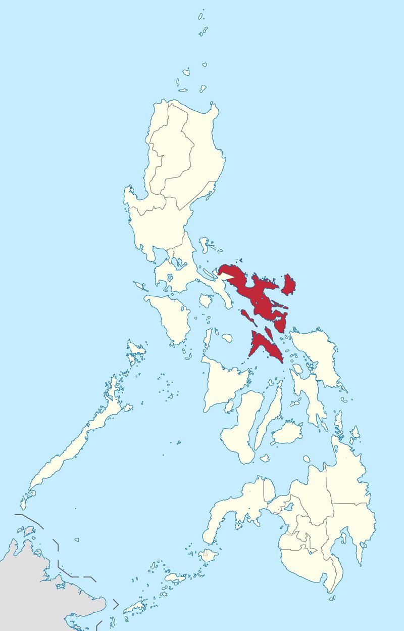 Masbate Philippines Map.Bicol The Philippine Provinces Of Albay Camarines Norte Camarines