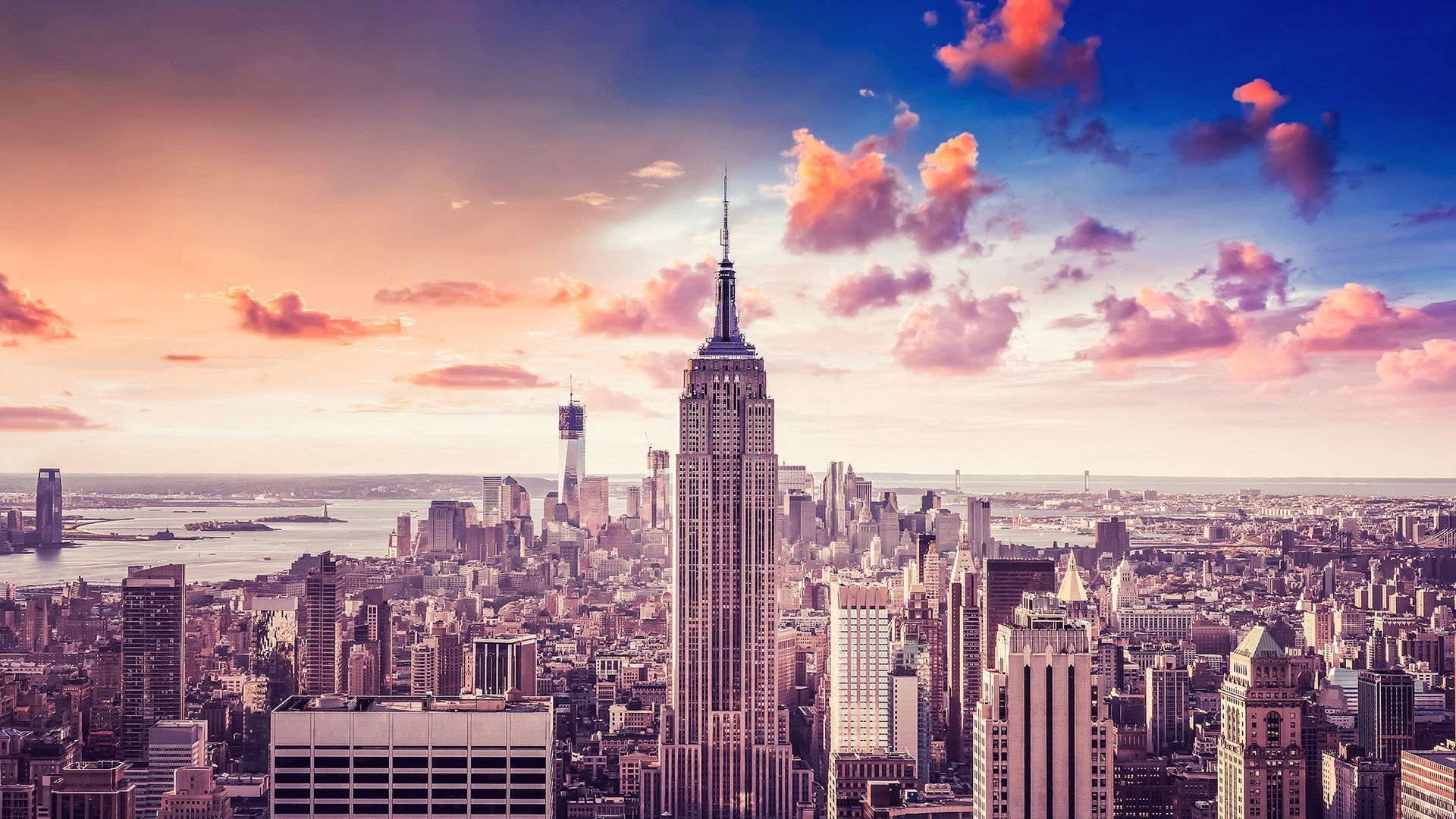 I Ve Become Hooked On The Dream Of Going To New York In The Future And Spending A While There This Is Defiant New York Wallpaper City Wallpaper York Wallpaper