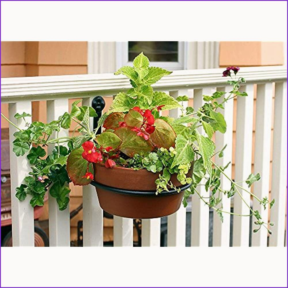 Awesome Wall Mounted Flower Pot Holders Flower Pot Holder Flower Pots Wall Plant Holder
