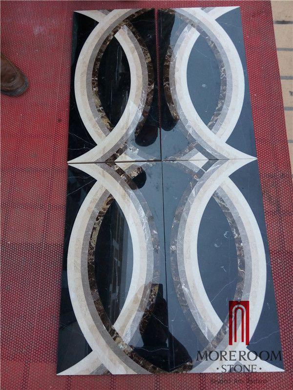 WATER JET MEDALLION FROM MOREROOM STONE 008613923234649