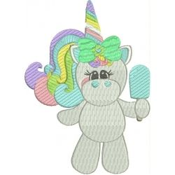 Rainbow Unicorn two