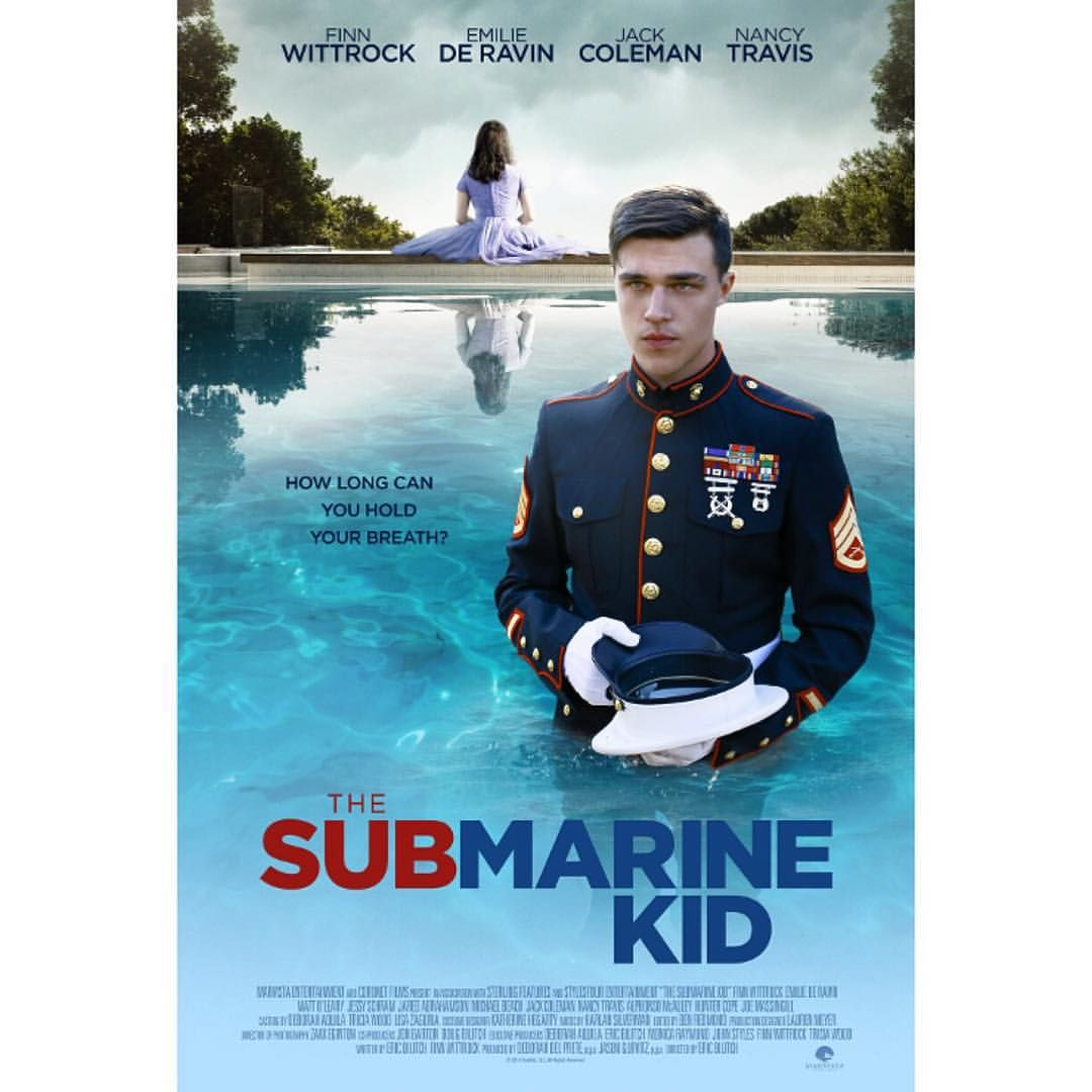 Just FIVE MORE DAYS until you can see #TheSubmarineKid in The United States.  It will be available on all the following providers. Pre-Order Now:  Amazon, Apple iTunes, Google Play, Vimeo, Vudu, AT&T, Vubiquity (Vub. General, Charter, Verizon, iND. General), Comcast, Cox, Time Warner Cable  Release dates for other regions and DVD coming very soon!  #thesubmarinekid #finnwittrock #emiliederavin #jackcoleman #nancytravis #jessyschram #mattoleary #michaelbeach #alphonsomcauley #independentfilm