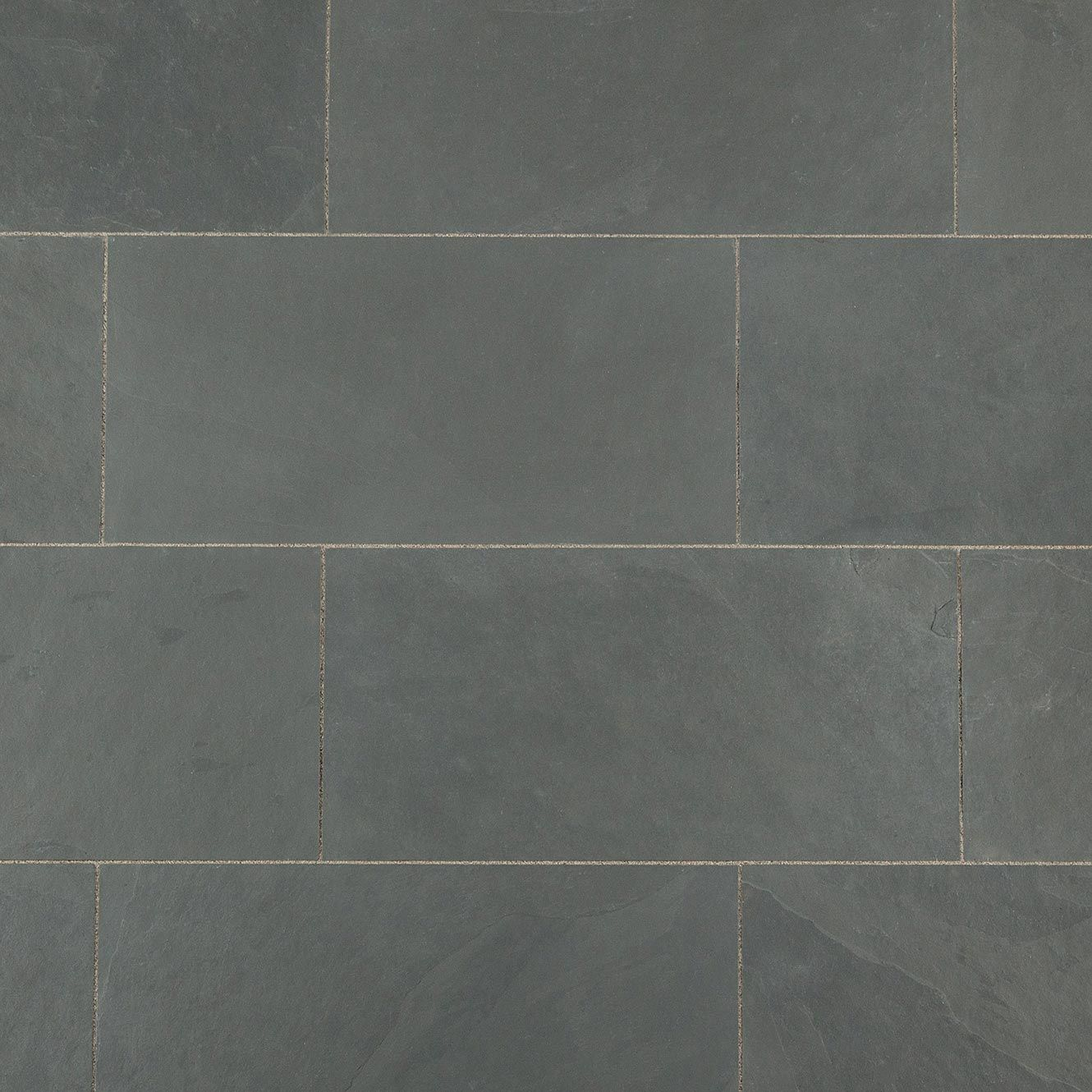 Slate Tile Montauk Blue 12 X24 Natural Floor For Kitchen Mudroom And First Bath
