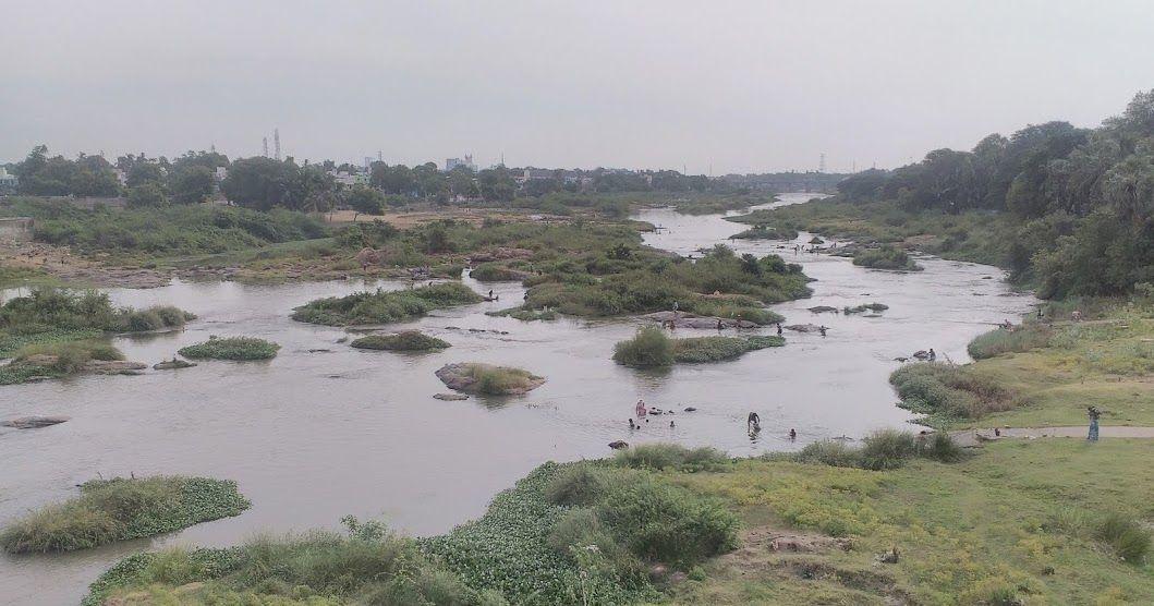 Image result for thamirabarani river in tirunelveli