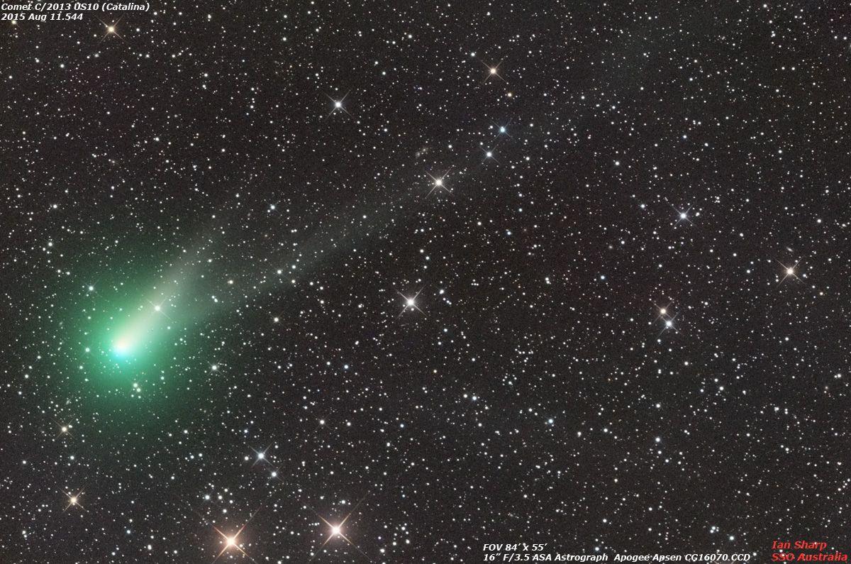 cometa catalina - Buscar con Google
