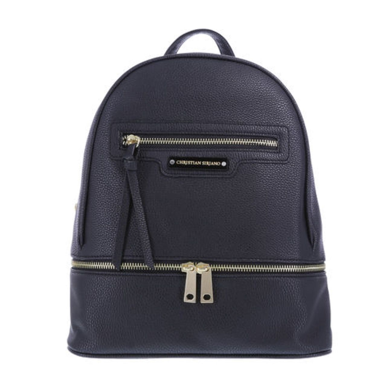5d5523dac989 Christian Siriano Payless Black Backpack